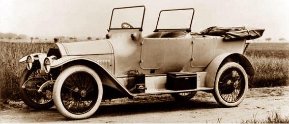 Benz 25/55PS