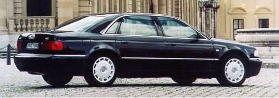 Audi V8 Lang